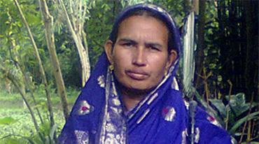 নারী উন্নয়নে সক্রিয় সংগঠক শেফালী বেগম